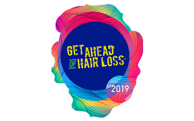 CRL Supports Get Ahead of Hair Loss